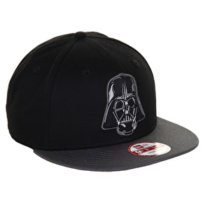 New Era Darth Vader 9Fifty Cap - Black/Grey
