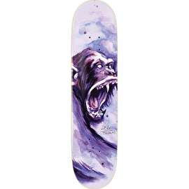 Zero Let It Bleed - Thomas Skateboard Deck 8.25