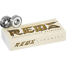 Bones Reds Bearings - Ceramic (Pack of 8)