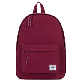 Herschel Classic Backpack - Windsor Wine Red