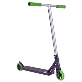 Crisp Ultima 2015 Complete Scooter - Satin Purple/Black Chrome