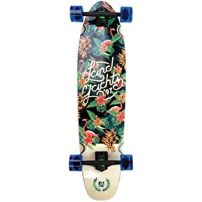 Landyachtz Maple Ripper Tropical 37