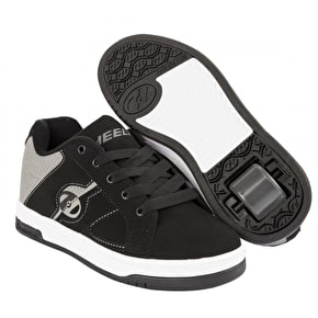 B-Stock Heelys Split - Black/Grey - UK 6 (Cosmetic Damage)
