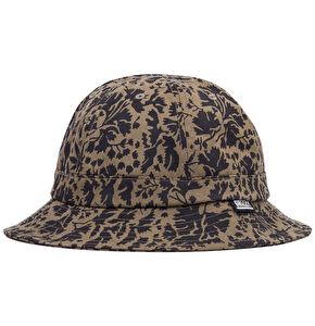 Grizzly Springfield Camo Bucket Hat - Green