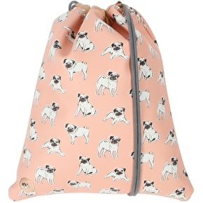 Mi-Pac Pugs Kit Bag - Peach