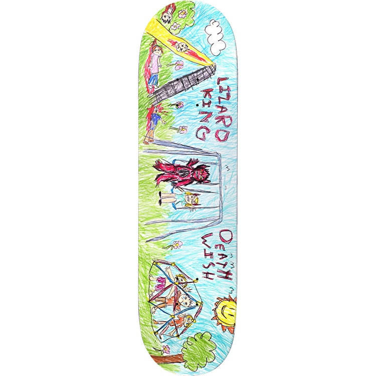 Deathwish Kindergarten King Skateboard Deck 8.25""