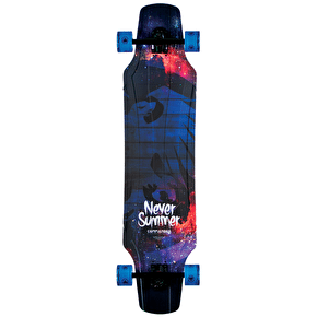 Never Summer Longboard - Commander 41.5