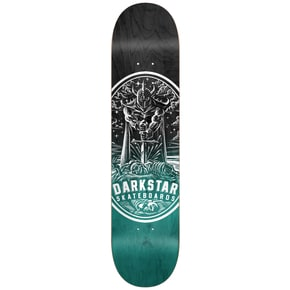 Darkstar Warrior Skateboard Deck - Aqua 8