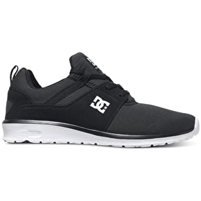 DC Heathrow Skate Shoes - Black/White