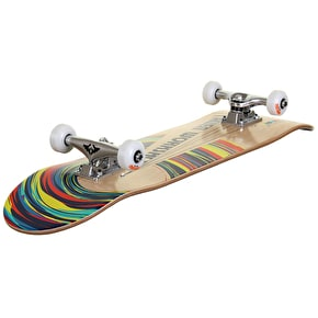 Alien Workshop Time Out Custom Skateboard 8.125