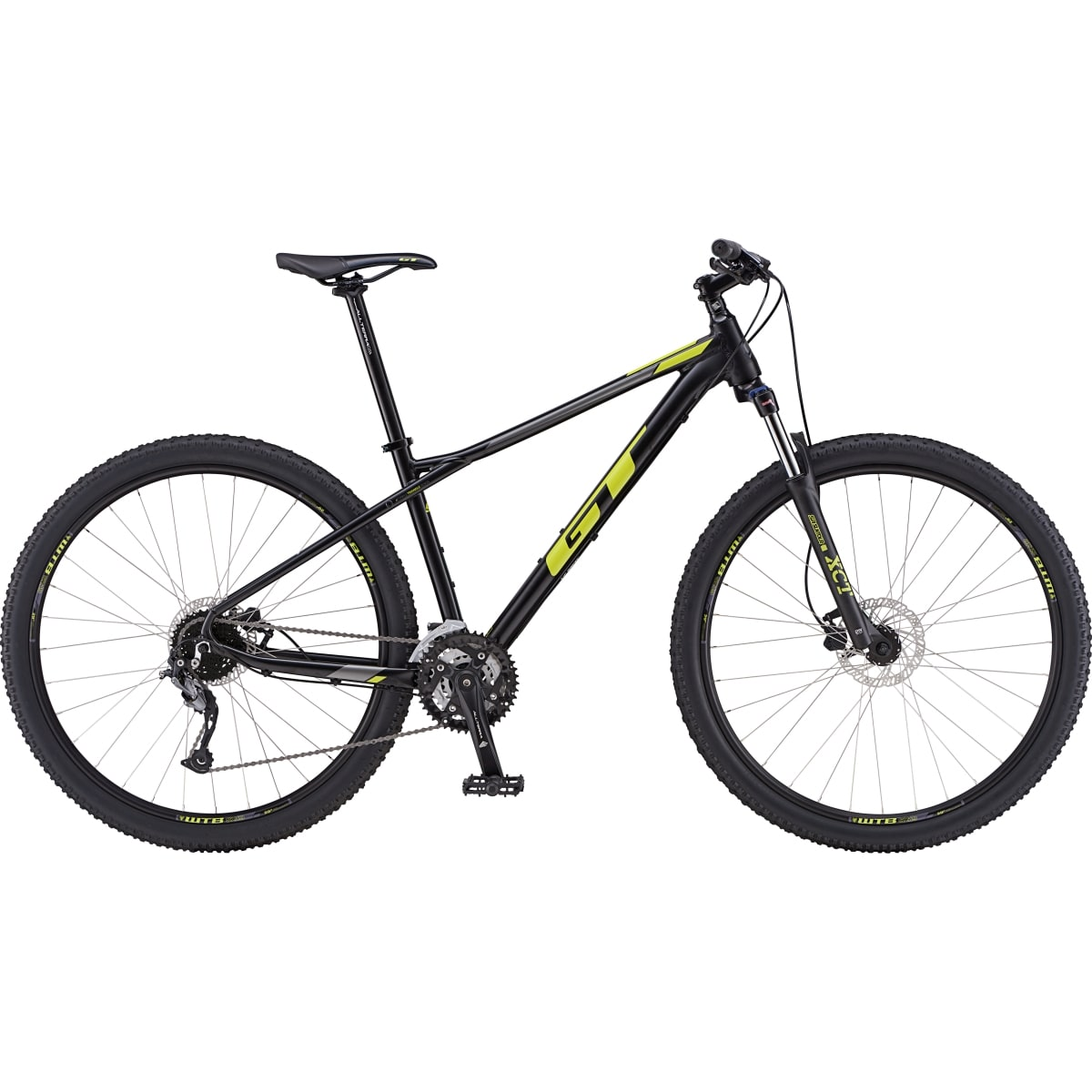 "Image of GT 27.5"" M Avalanche Sport 2019 Complete Mountain Bike - Black"