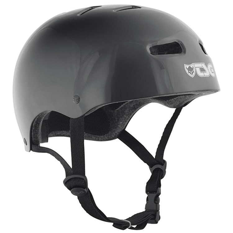 TSG Injected Skate/BMX Helmet - Black