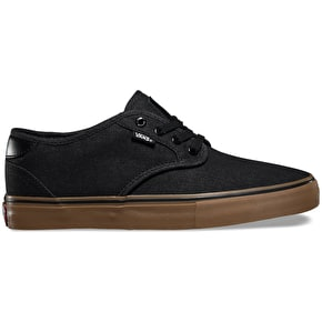 Vans Chima Estate Pro Shoes - (Denim) Black/Gum