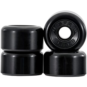SFR Slick 62mm 78a Quad Roller Skate Wheels