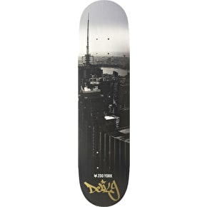Zoo York Pano Pro Skateboard Deck - Ron Deily 8.5