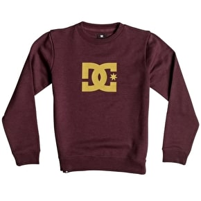 DC Star Kids Sweatshirt - Winetasting