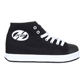 Heelys X2 Fresh Hi-Top Black/White