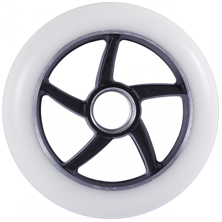 Blazer Pro Cold Forged 110mm Scooter Wheel - White/Black