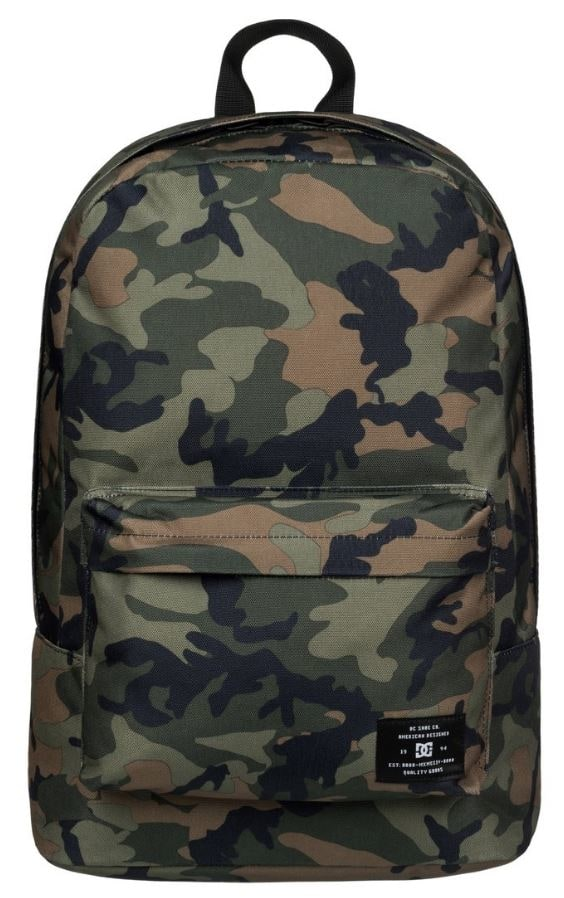 Image of DC Bunker Print Backpack - Woodland Camo