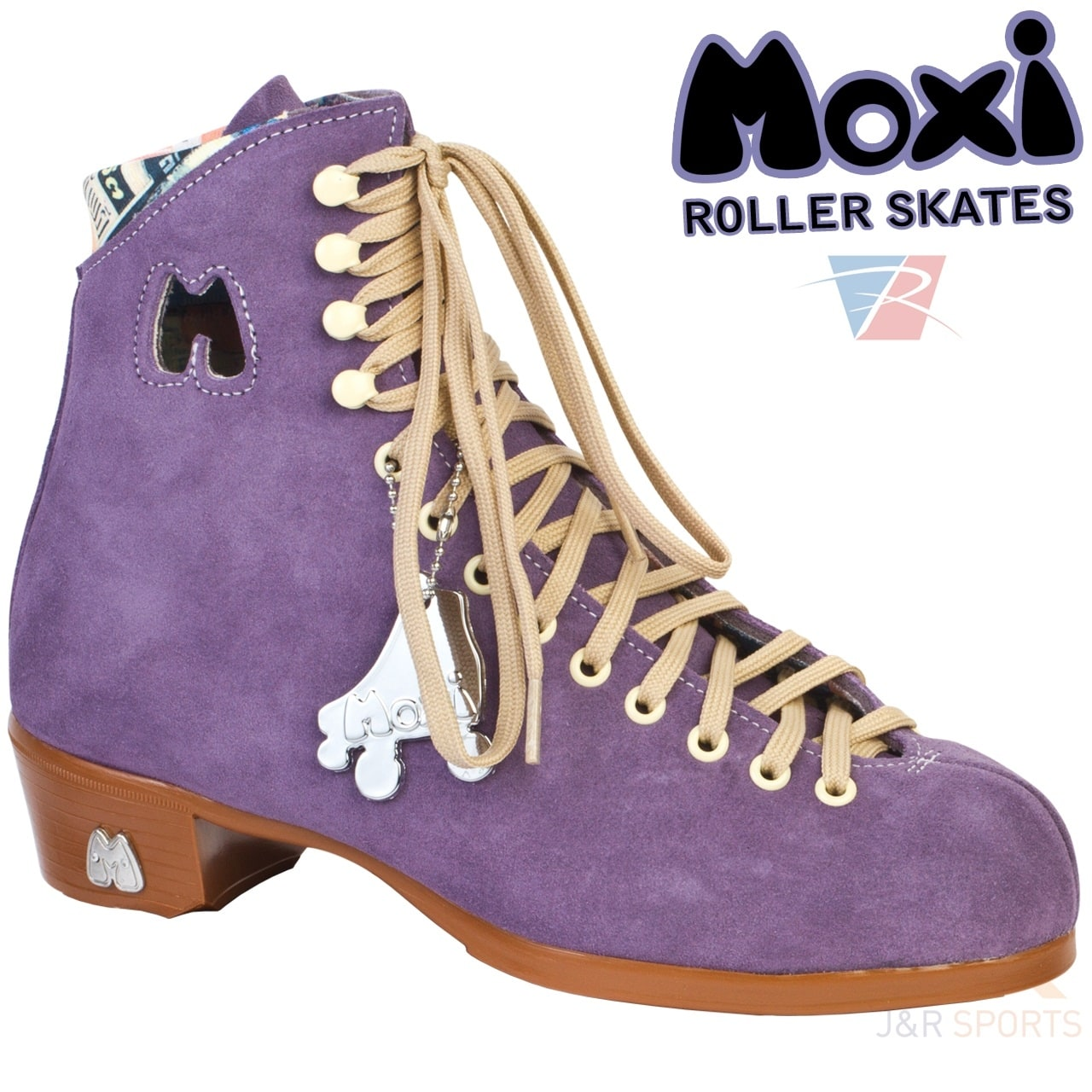 Moxi Lolly Taffy Quad Roller Skates Boot Only
