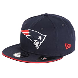 New Era Classic Team Snapback Cap - New England Patriots