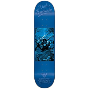 Darkstar Throwback 2 Impact Light Skateboard Deck - Bachinsky 8