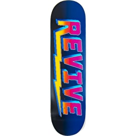 ReVive 8-Bit Lightning Skateboard Deck