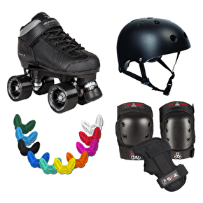 Rookie Raw Roller Derby Starter Bundle