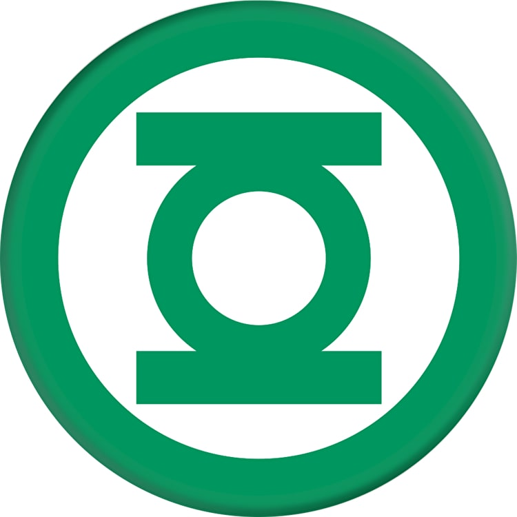 PopSockets Grip - Green Lantern Icon