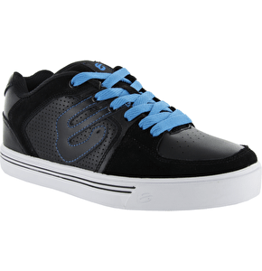 Elyts Low Top Shoes - Black / Blue UK 2 (B-Stock)