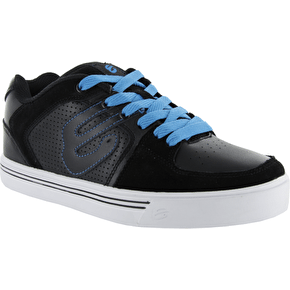 Elyts Low Top Shoes - Black / Blue UK 4 (B-Stock)