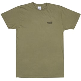 RIPNDIP Great Wave T Shirt - Olive