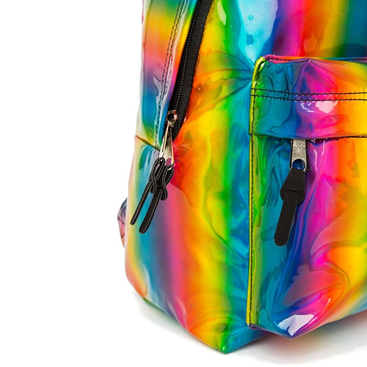 Hype Rainbow Holographic Backpack - Multi
