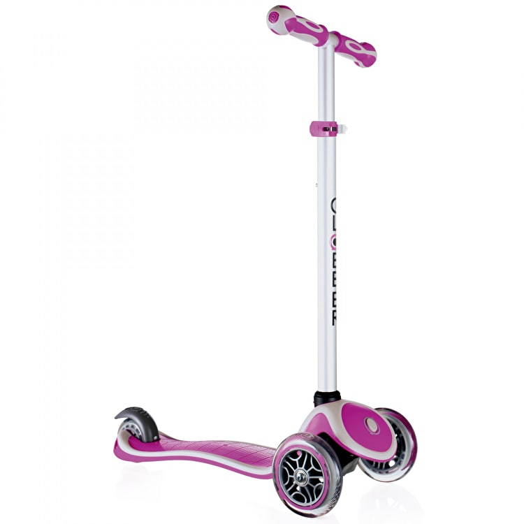 Globber My Free Up Primo Plus Complete Scooter - Plum
