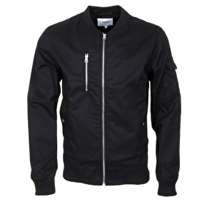 WeSC Bomber Jacket - Black
