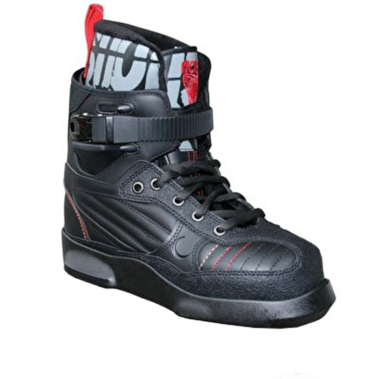 Nimh Shima V2 Aggresive Inline Boots only - Black UK Size 12 (B-Stock)