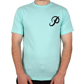 Primitive Classic P Core T Shirt - Sea Foam
