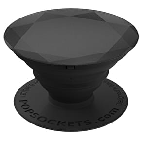 PopSocket - Black Metallic Diamond