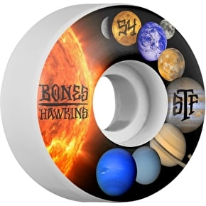 Bones STF Hawkins Solar V1 Skateboard Wheels - 54mm