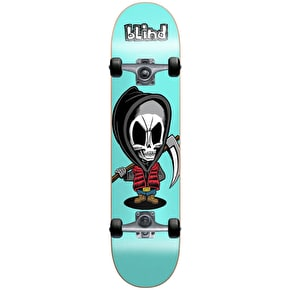 Blind Bone Thug Complete Skateboard - Blue 7.5