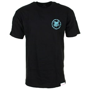 Diamond Banner T-Shirt - Black