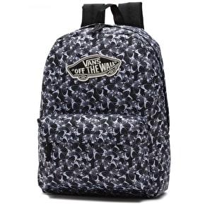 Vans Realm Backpack - Butterfly Black