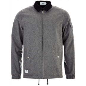 WeSC Deluxe Coaches Jacket - Grey Melange