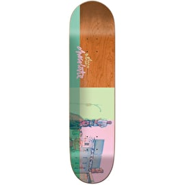 Chocolate City Cowboys Skateboard Deck - Brenes 8.25