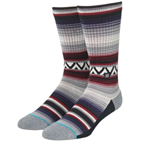 Stance Entitlement Socks - Maroon