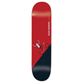 Enjoi Skateboard Deck - Jim Houser Series R7 Barletta 8.25