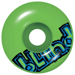 Blind Lion Complete Skateboard - Neon Green 7.625