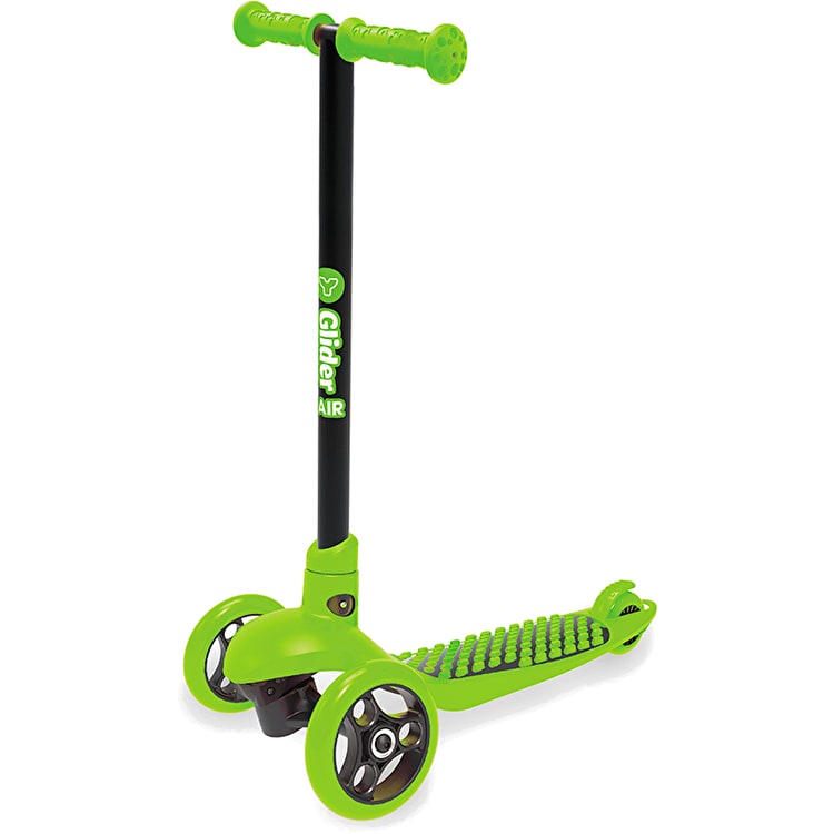 Y-Volution Y Glider Air Complete Scooter - Green