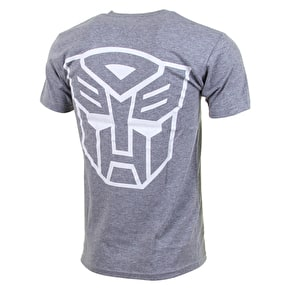 Primitive Autobots T-Shirt - Ash Heather