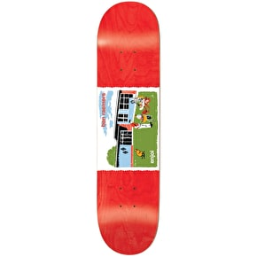 Enjoi Dog Pooper BBQ R7 Skateboard Deck - Raemers 8